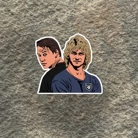 Point Break Vinyl Decal