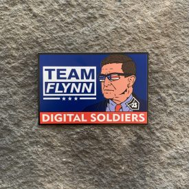 Team Flynn Full Color Vinyl Decal