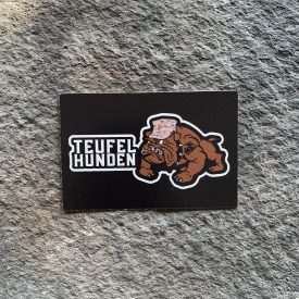 Teufel Hunden Vinyl Decal