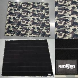 Wall hanging Patch Panel Display Board Mat