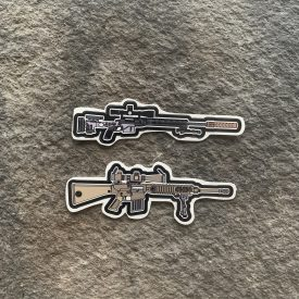 Long Rifle Decal Pack M2010 & M110