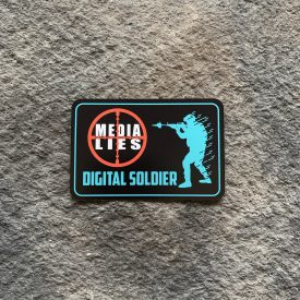 Digital Soldier Vinyl Decal