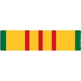 Vietnam Campaign Ribbon Decal