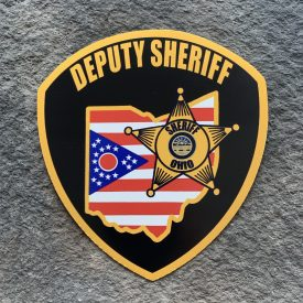 Ohio Deputy Sheriff Decal