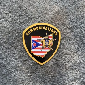 Ohio Sheriff Communications Officer Vinyl Decal